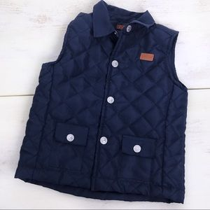 7 For All Man Kind Quilted Vest